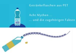 Petcycle PET Flasche Mythen Kreislaufwirtschaft